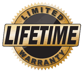 life time guarantee picture